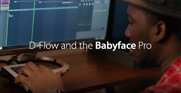 d_flow és a Babyface Pro